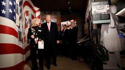 Trump plaide contre le racisme à l'inauguration d'un musée des droits