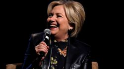 Hillary Clinton aime un tatouage d'elle-même sur Pete
