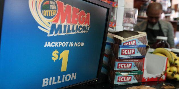 Le gros lot du Mega Millions atteint le milliard