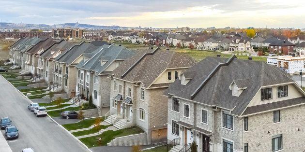 Avertissement à la CAQ: Montréal ne veut pas d'étalement