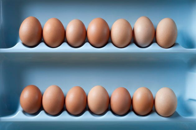 Eggs in the fridge. To see more Eggs images click on the link
