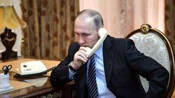 Poutine remercie Trump pour l'aide américaine contre un attentat déjoué en