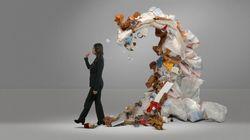 Ces déchets deviennent des oeuvres