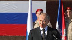 Poutine ordonne le retrait d'une «partie significative» des forces russes en