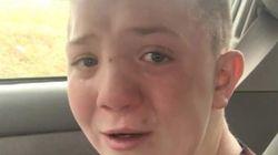 Un garçon intimidé se vide le coeur dans une vidéo qui devient