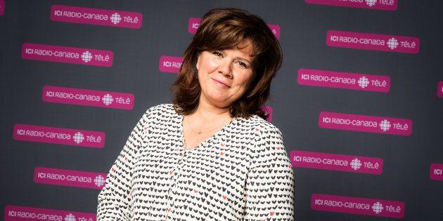 Marina Orsini réagit avec émotion à la fin des émissions «Marina» et «Deuxième