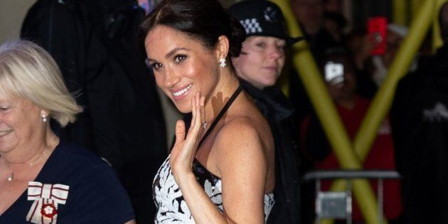 Meghan Markle ne portera jamais de robes de Victoria