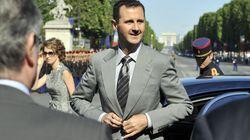 Le président syrien accuse la France de «soutien au