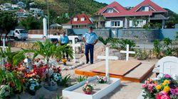 Ultime voyage pour Johnny Hallyday dans les Antilles