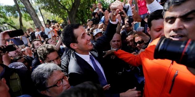 Venezuela: des diplomates canadiens ont soutenu