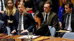 Jérusalem: l'ONU appelée à nouveau à voter jeudi, Washington