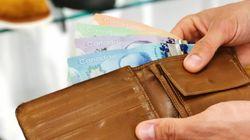 Le salaire horaire minimum augmentera le 1er mai