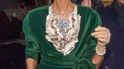 Céline Dion aime sa silhouette et aimerait qu'on la laisse