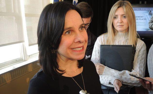 Valérie Plante, mairesse de Montréal. (Crédit: Olivier