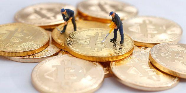 Le bitcoin en 2018: retour à la