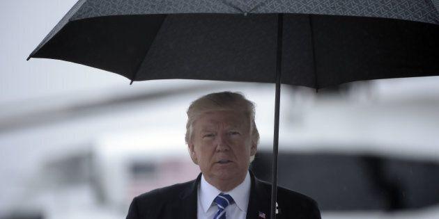 La chaîne météo américaine a donné une bonne leçon à Trump sur la différence entre météo et climat.