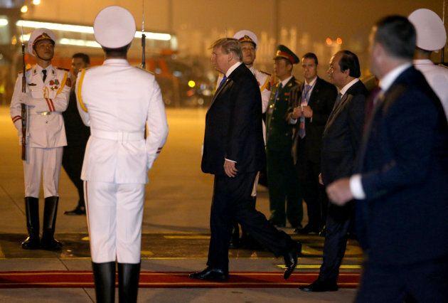 Donald Trump et Kim Jong-un sont au Vietnam pour un sommet entouré de