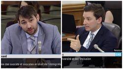 Projet de loi 9: affrontement entre Simon Jolin-Barrette et Guillaume