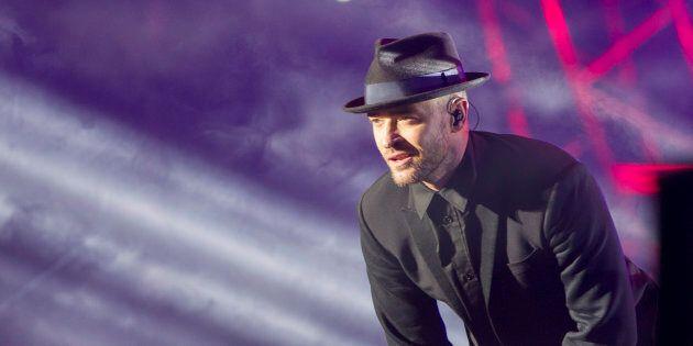 Justin Timberlake donne un avant-goût de son prochain
