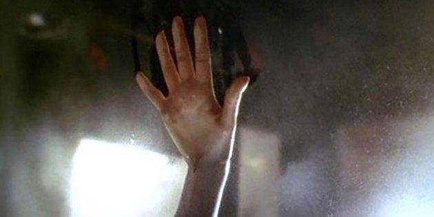 La fameuse trace de main de cette scène torride de «Titanic» est toujours
