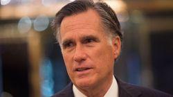 Une place se libère au Sénat américain, peut-être pour Mitt