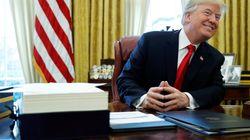 Donald Trump se voit en président le plus productif de