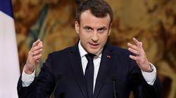 Macron annonce une loi contre les fake