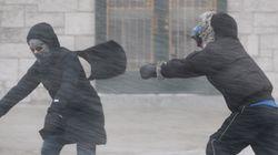 Une tempête «intense» frappera le Québec jeudi et