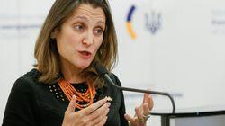 Le Canada expulse l'ambassadeur et le chargé d'affaires