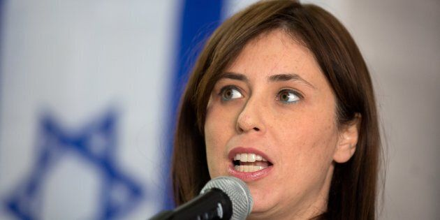 La vice-ministre israélienne des Affaires étrangères Tzipi