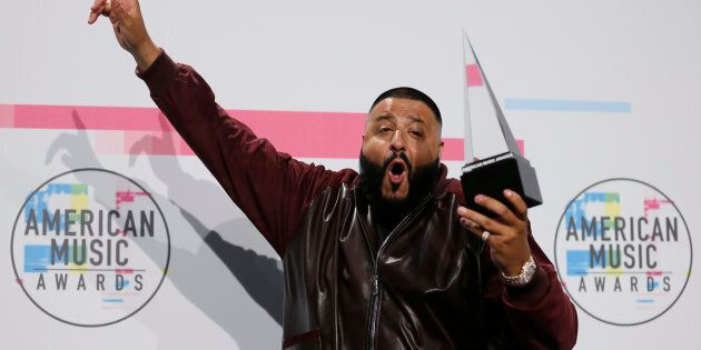 DJ Khaled sera le prochain ambassadeur de marque de Weight