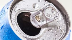 Mystère autour d'une distributrice de Pepsi retrouvée dans un