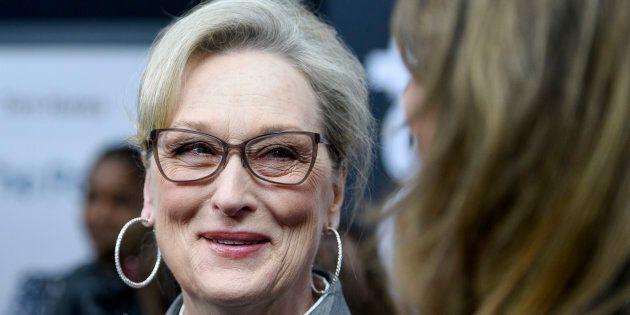 Meryl Streep appelle Melania et Ivanka Trump à réagir au sujet du harcèlement