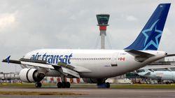 Air Transat et l'OTC poursuivis concernant les incidents de l'été