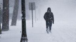 Déneiger avec les moyens du bord quand il neige aux