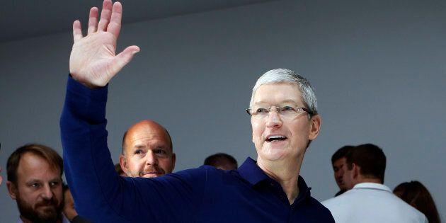 Tim Cook, le PDG d'Apple, obligé d'utiliser un jet