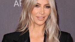 Kim Kardashian se met nue pour l'Amérique qui se lève