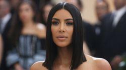 La réponse de Kim Kardashian à ceux qui l'accusent d'avoir abandonné son fils à