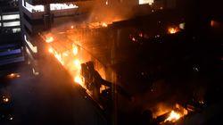 Au moins 14 morts dans un incendie à
