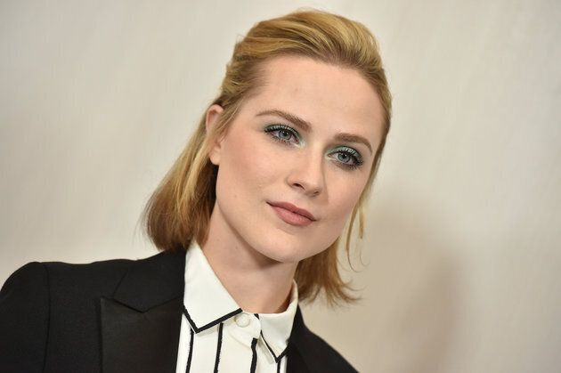 WESTWOOD, CA - OCTOBER 14:  Actress Evan Rachel Wood arrives at Hammer Museum Gala in the Garden on October 14, 2017 in Westwood, California.  (Photo by Axelle/Bauer-Griffin/FilmMagic)