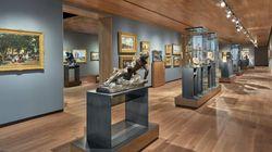 La fréquentation du Musée des beaux-arts de Montréal a bondi en