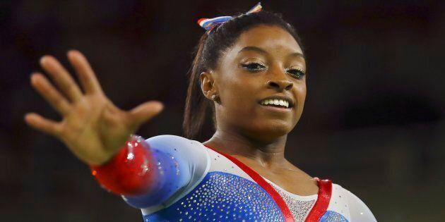Simone Biles, championne olympique, révèle avoir été abusée sexuellement par l'ancien médecin de l'équipe
