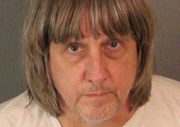 David Allen Turpin, le père, a été arrêté, de même que sa femme
