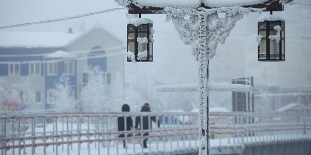 La capitale de la république de Sakha,
