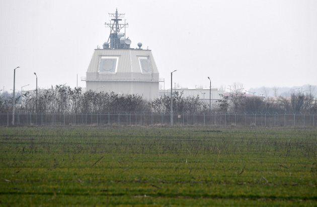 Le site militaire de