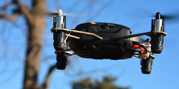 Pas de drone en état d'ivresse, une nouvelle loi dans le New