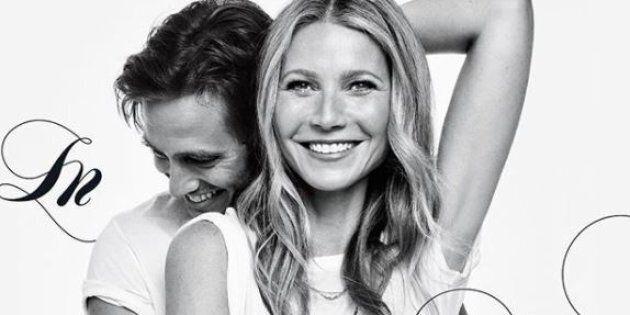 Gwyneth Paltrow annonce ses fiançailles avec Brad Falchuck
