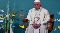 Le pape a rencontré des victimes d'abus sexuels commis par des