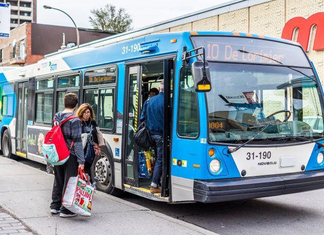 La promesse de Valérie Plante se confirme: la STM achètera 300 autobus