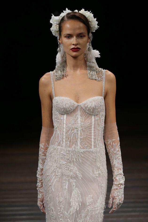Les grandes tendances robes de mariée pour